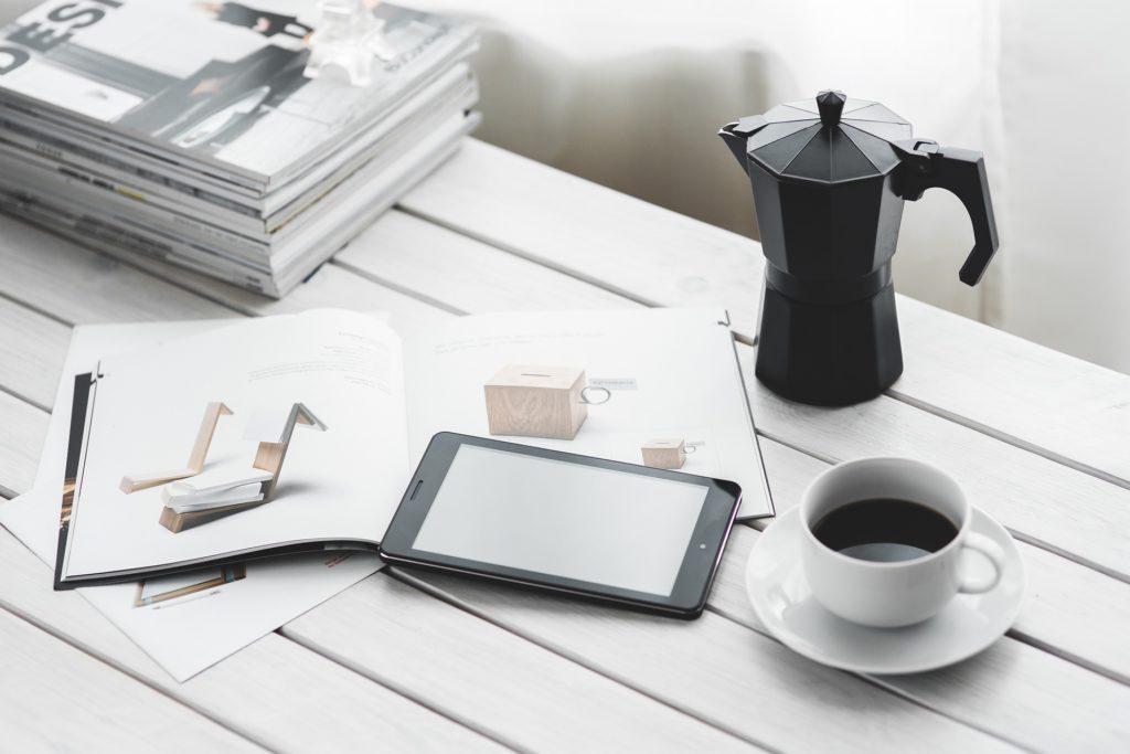 studio puntoacapo immagina e ti offre un caffè